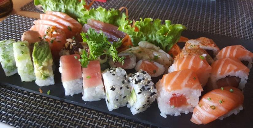 emporio sabores kodachi sushi restaurante japones sushi sashimi azeitao combinado