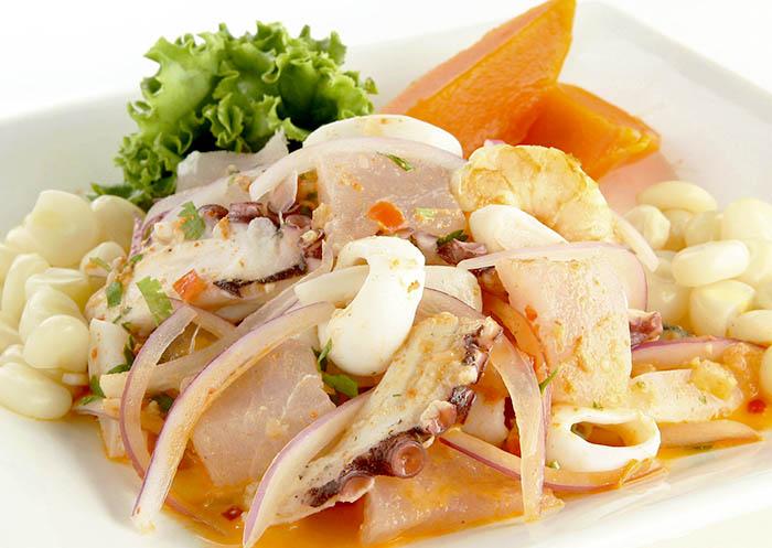 novidade onde vamos jantar segundo muelle restaurante peruano cais do sodre ceviche