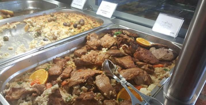 quitanda do forte restaurante tradicional buffet carcavelos buffet 1