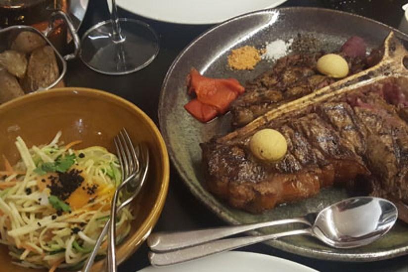 rib beef & wine restaurante sofisticado carne bifes pousada lisboa vinhos praça comercio lisboa t-bone