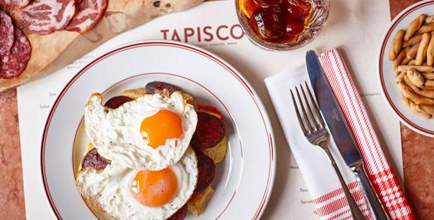ÚLTIMA HORA: Já abriu o Tapisco, do Chef Henrique Sá Pessoa