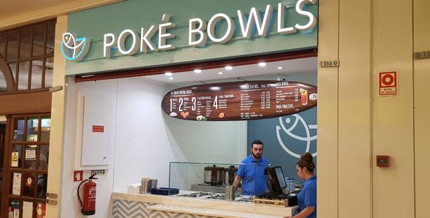 poké bowls comida havaiana ceviche fast food comida saudavel oeiras parque
