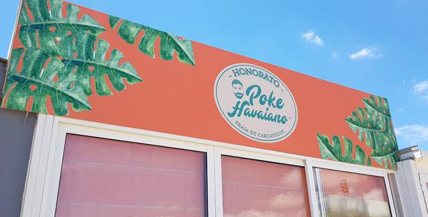 poke havaiano restaurante comida saudavel vegetariano poke carcavelos vista mar