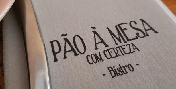 PÃO À MESA COM CERTEZA