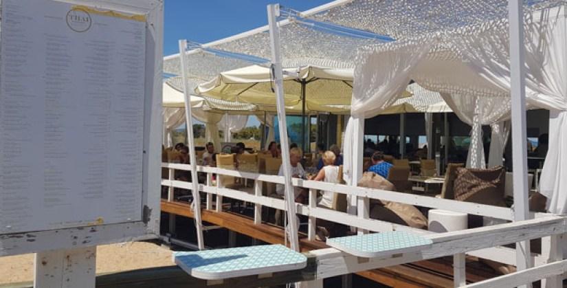 restaurante Thai Beach Club vilamoura