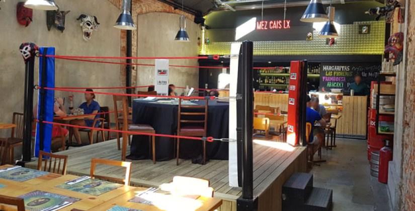 MEZ CAIS LX restaurante mexicano lx factory
