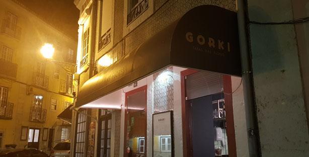 Restaurante Gorki Tapas nas Flores