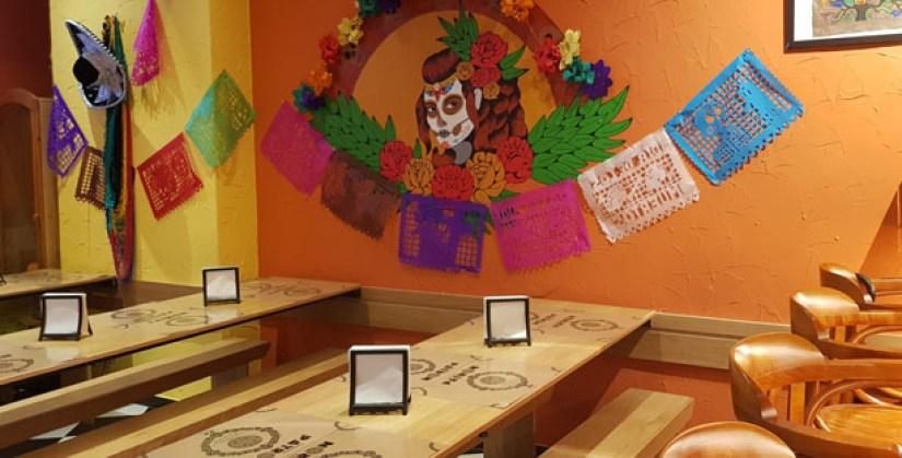 TAQUERÍA PATRON Bairro Alto restaurante Mexicano