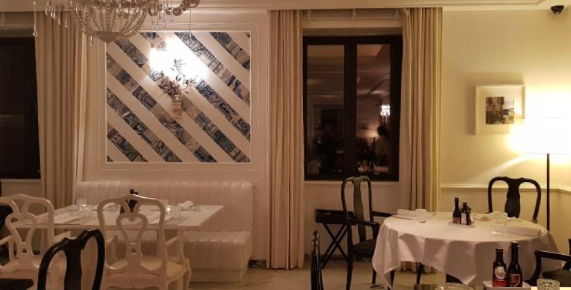RESTAURANTE Belvedere (Grande Real Villa Itália) cascais