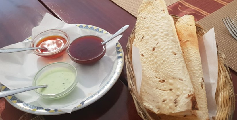 indian cottage restaurante indiano paço de arcos