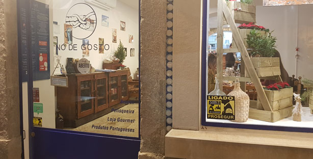 restaurante Nó de Gosto Tavira