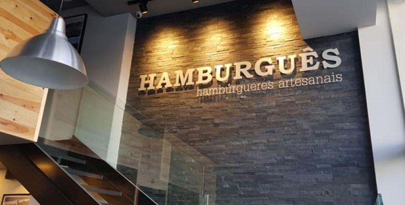HAMBURGUÊS - HAMBÚRGUERES ARTESANAIS — Onde Vamos Jantar?
