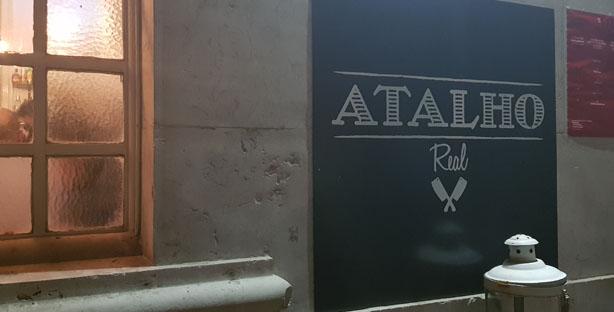 atalho real restaurante principe real