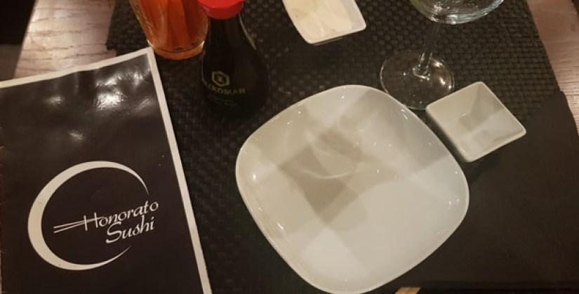 honorato sushi restaurante
