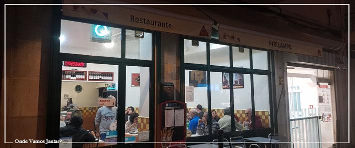 pirilampo restaurante