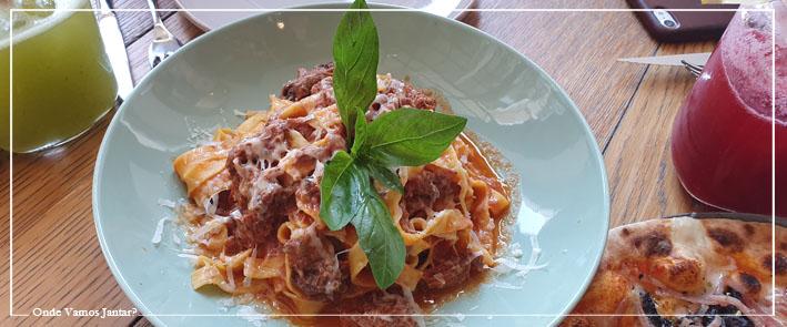 otto restaurante pasta