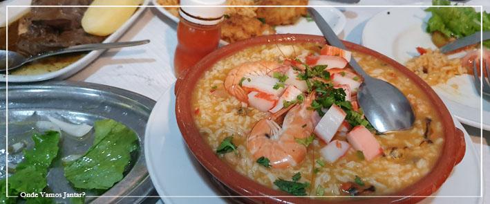 super mário arroz de marisco