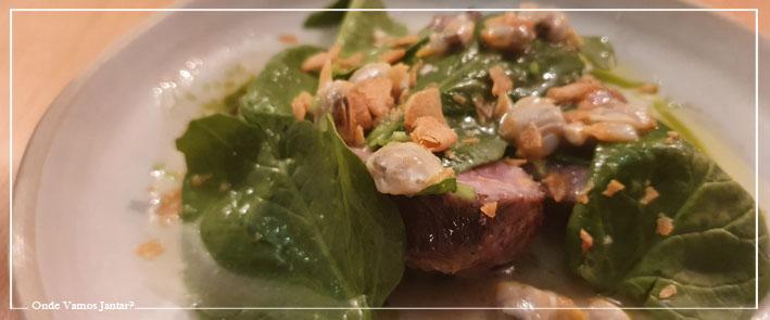 prado Presa de Porco Alentejano com Berbigão e Coentros