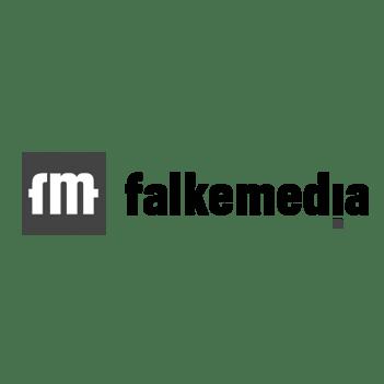 Falkemedia GmbH & Co KG Logo