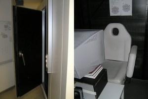 Zvukotěsná kabina