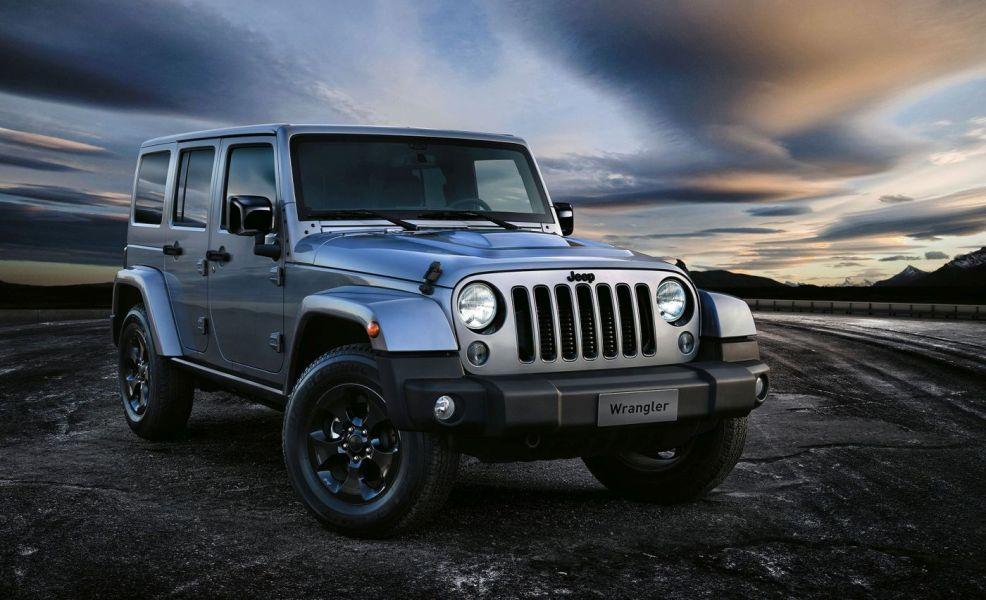 Jeep Wrangler India
