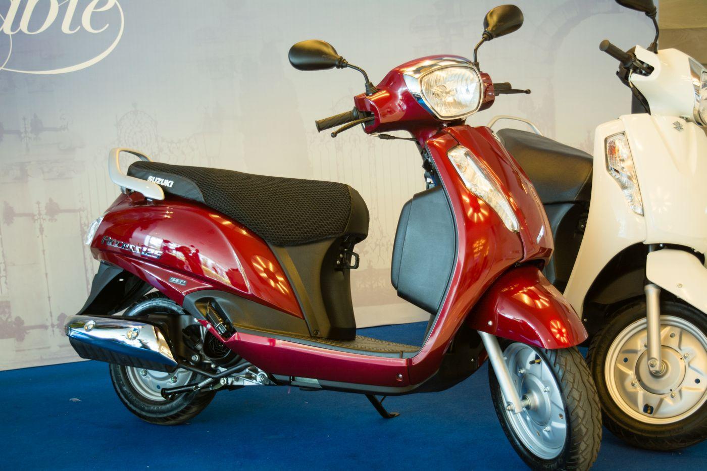 Suzuki Access  New Model Price