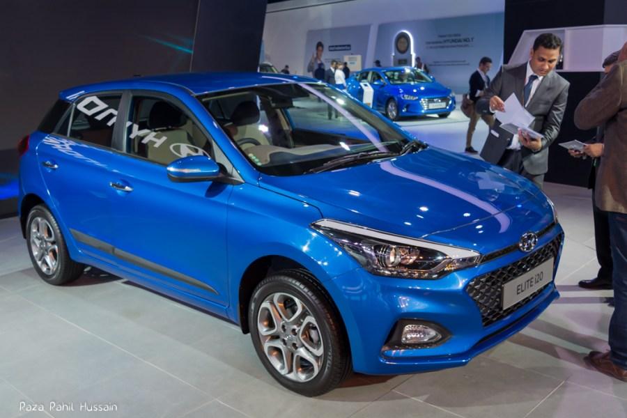 Hyundai 2018 Elite i20