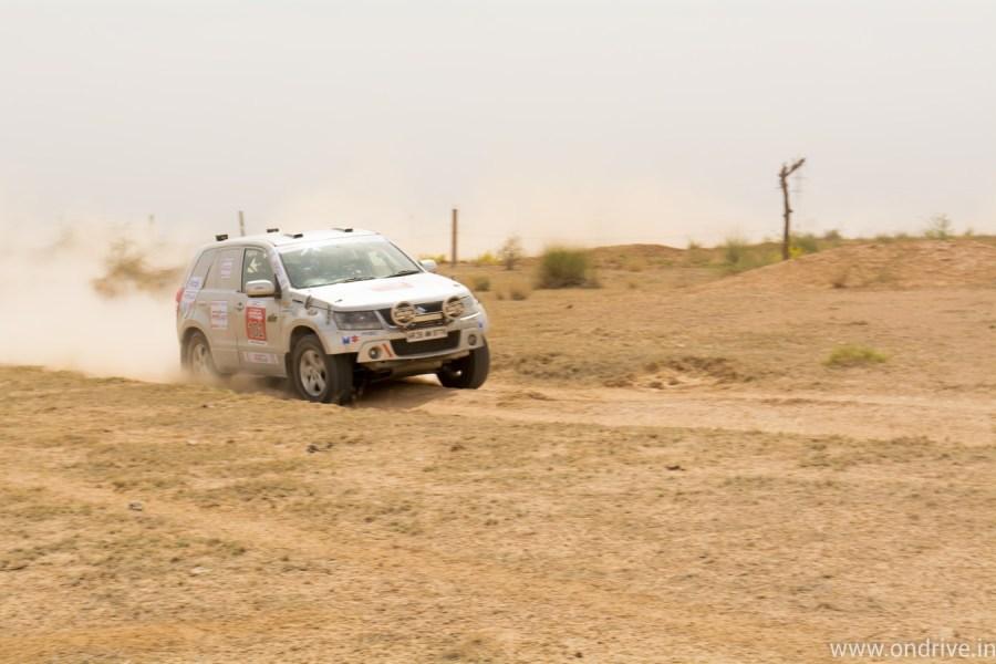 Maruti Suzuki Desert Storm