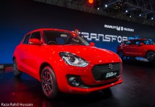 Maruti Suzuki All New Swift 2018