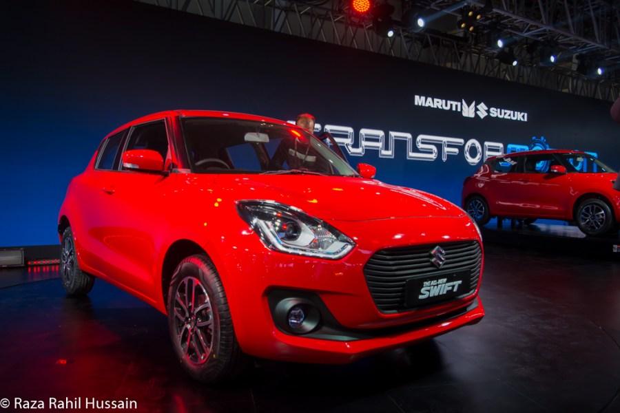 Maruti Suzuki All New Swift 2018