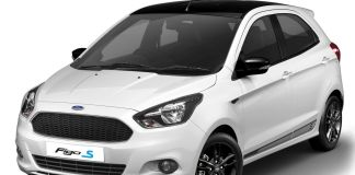 Ford Figo Sports Edition with Dual Tone Colours