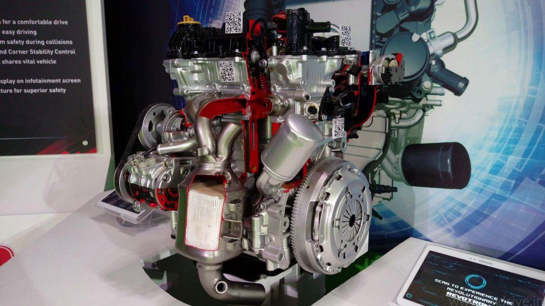 Tata Zica Petrol Engine