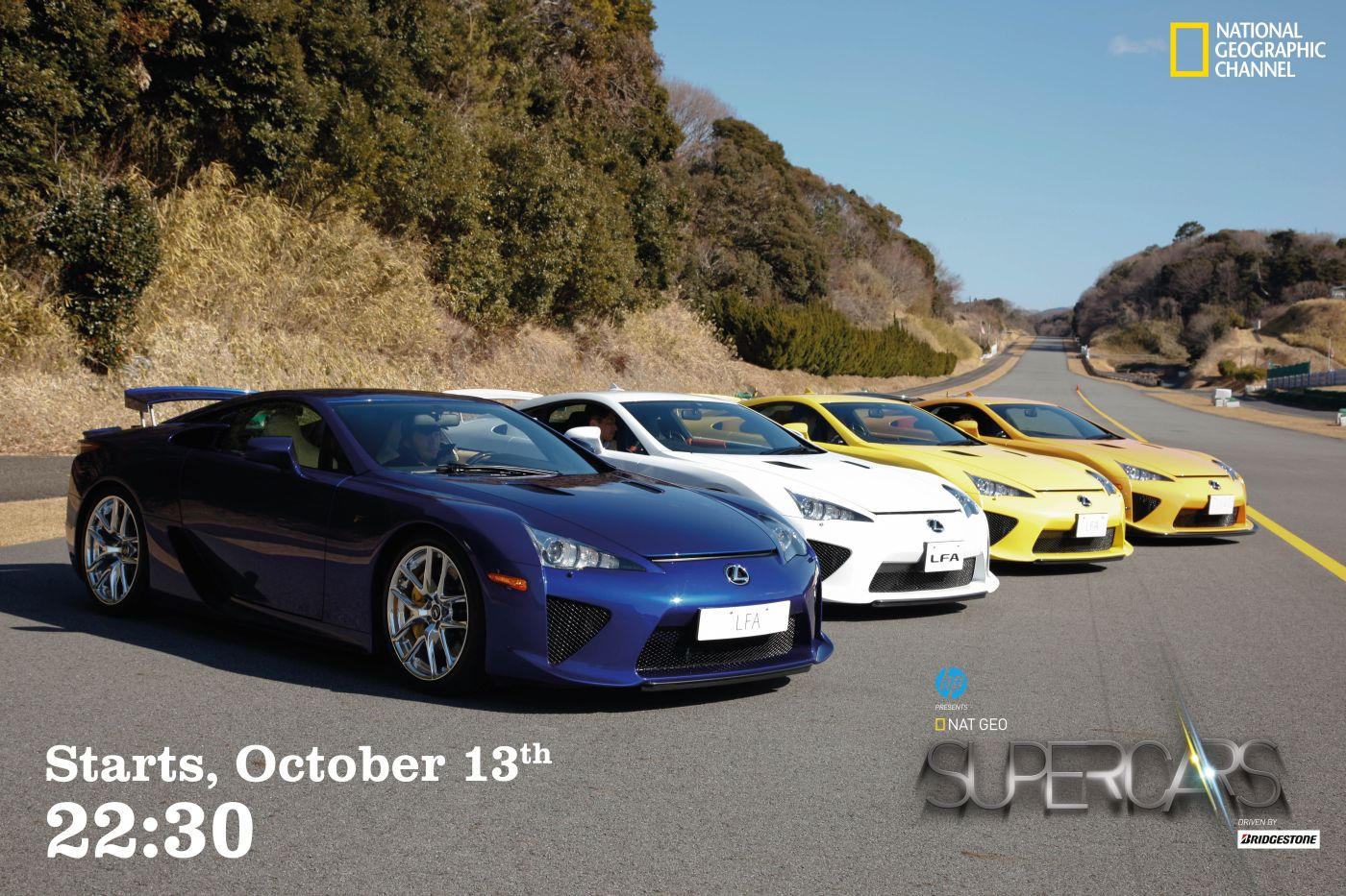 National geographic supercars show back with new series battle of national geographic supercars 2014 sciox Images