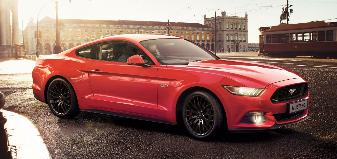 Ford Mustang Muscle Car Set To Launch In India