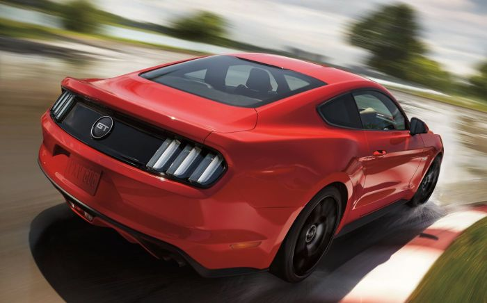 Ford Mustang India