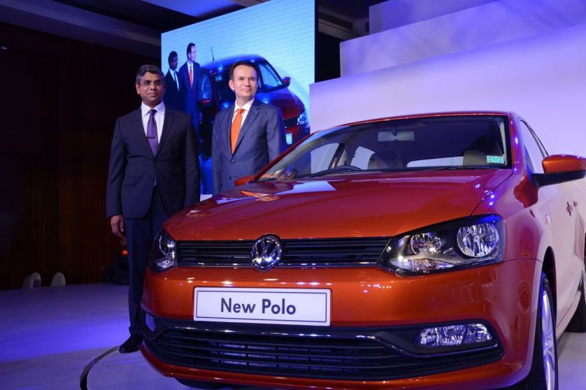2014 Volkswagen new Polo