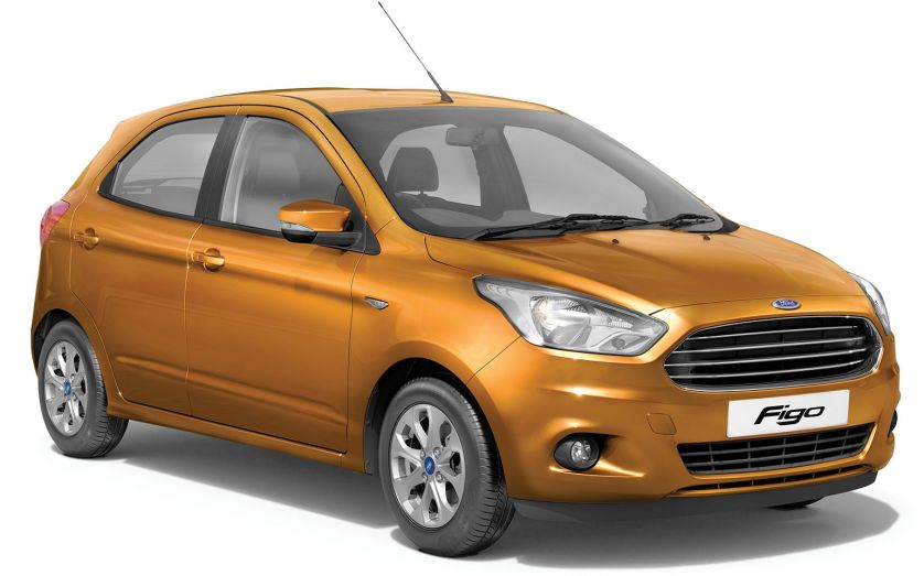 The All-New Ford Figo 2015