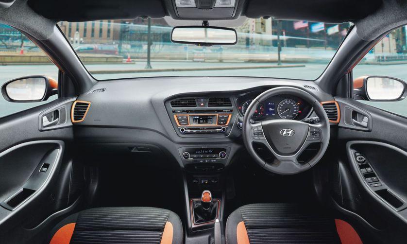 Hyundai i20 Active Interior