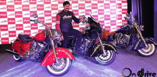 Indian Motorcycle launched India