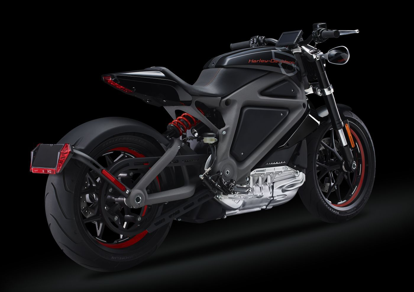 Project LiveWire - The First Harley-Davidson Electric Motorcycle