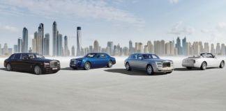 Rolls-Royce Phantom Series II in India