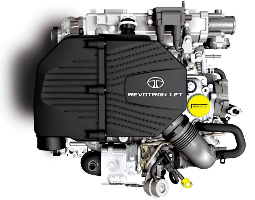 Tata Motors REVOTRON Petrol Engine