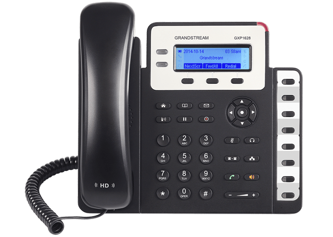 Grandstream GXP1628 Small Businesses IP Phone