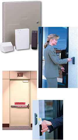 Access Control systems in Houston