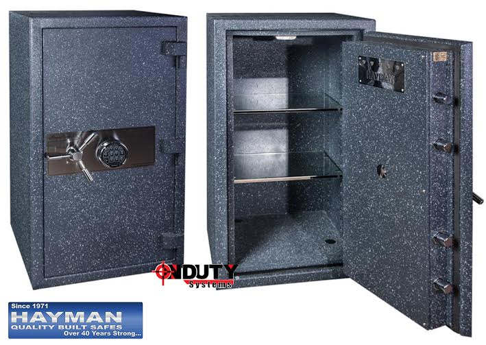 Safes by Hayman - Magna Vault and Dyna Vault models