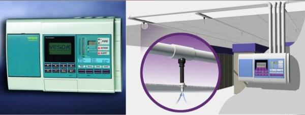 Vesda Smoke Detection systems by OnDuty systems