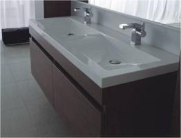 Badmöbel Doppelwaschtisch modern   .one bath