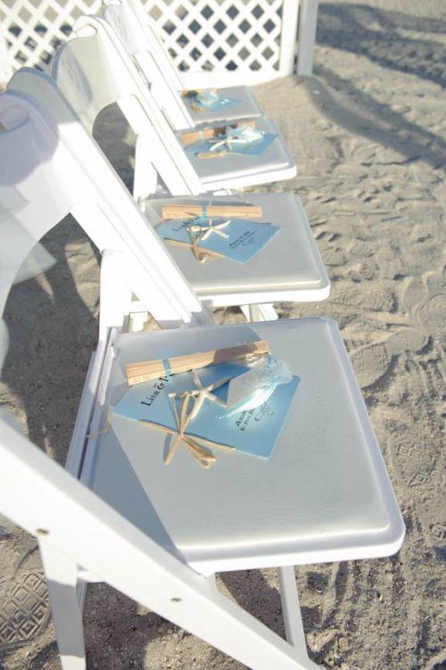 Beach Wedding Favor Ideas