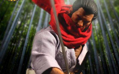 Wolverine – 5 Ronin Mezco NYCC Exclusive