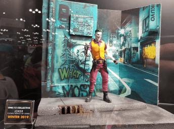 Mezco ONE:12 at NYCC - The Joker
